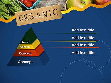 Organic Foods PowerPoint Template Slide 12