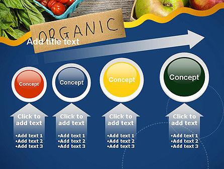 Organic Foods PowerPoint Template Slide 13