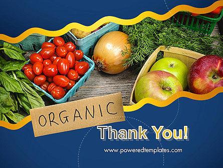 Organic Foods PowerPoint Template Slide 20