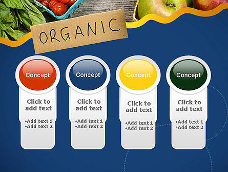 Organic Foods PowerPoint Template Slide 5
