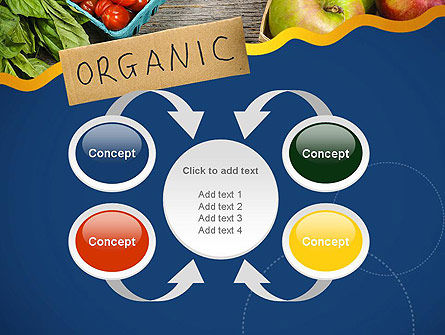 Organic Foods PowerPoint Template Slide 6
