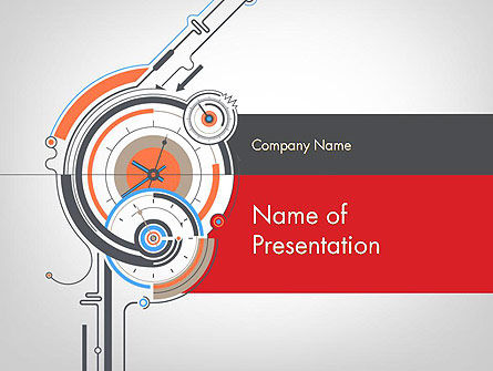 Business Concepts: Timeline Concept PowerPoint Template #11795