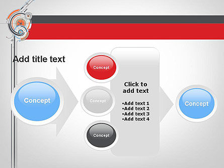 Timeline Concept PowerPoint Template Slide 17