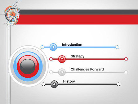 Timeline Concept PowerPoint Template Slide 3