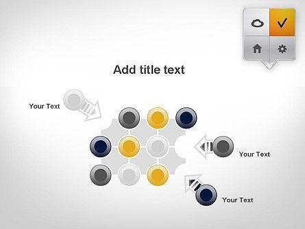 Menu Pointers PowerPoint Template Slide 10