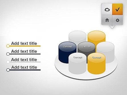 Menu Pointers PowerPoint Template Slide 12