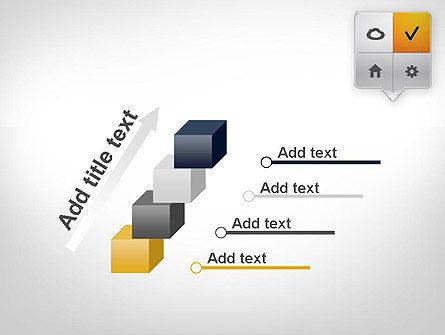 Menu Pointers PowerPoint Template Slide 14