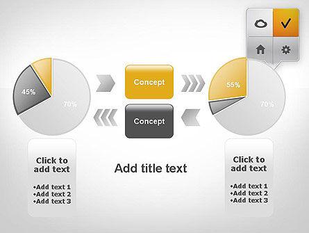 Menu Pointers PowerPoint Template Slide 16
