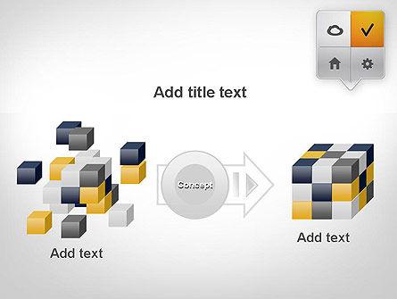 Menu Pointers PowerPoint Template Slide 17