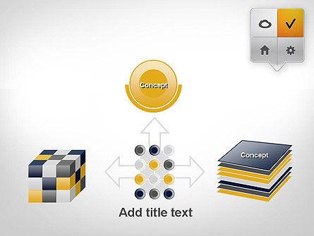 Menu Pointers PowerPoint Template Slide 19