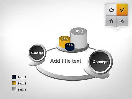 Menu Pointers PowerPoint Template Slide 6
