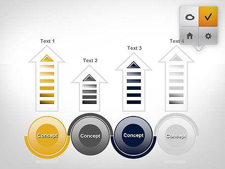 Menu Pointers PowerPoint Template Slide 7