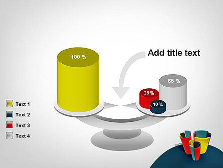3D Diagrams PowerPoint Template Slide 10