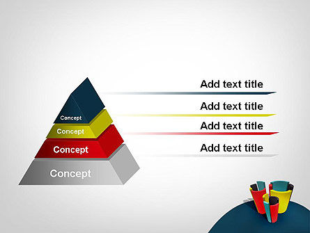 3D Diagrams PowerPoint Template Slide 12