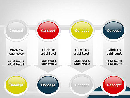 3D Diagrams PowerPoint Template Slide 18