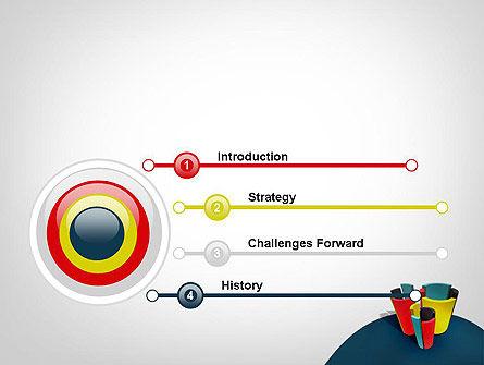 3D Diagrams PowerPoint Template, Slide 3, 11798, Business Concepts — PoweredTemplate.com