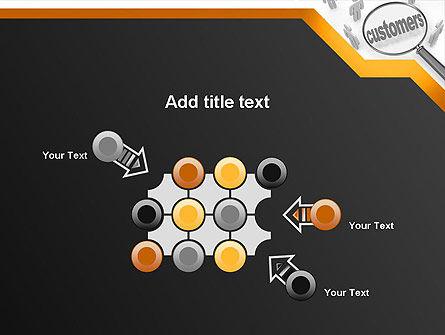 Database Marketing PowerPoint Template Slide 10