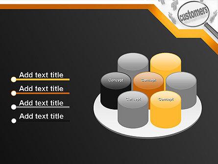 Database Marketing PowerPoint Template Slide 12