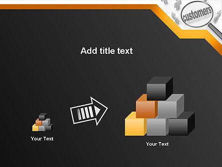 Database Marketing PowerPoint Template Slide 13