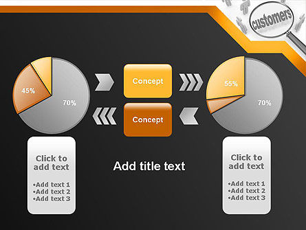 Database Marketing PowerPoint Template Slide 16