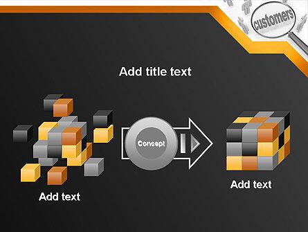 Database Marketing PowerPoint Template Slide 17