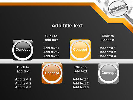 Database Marketing PowerPoint Template Slide 18