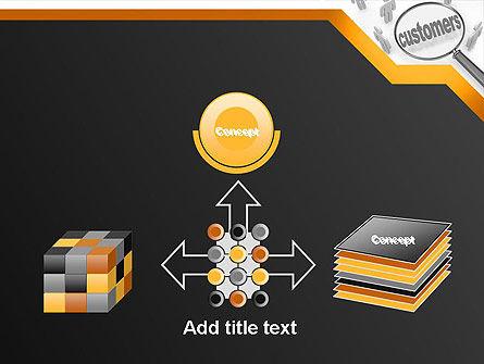 Database Marketing PowerPoint Template Slide 19