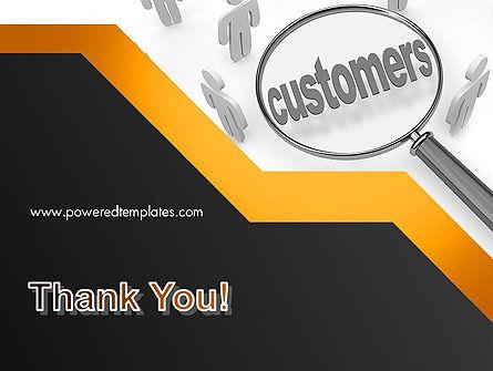 Database Marketing PowerPoint Template Slide 20