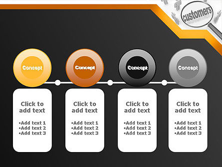 Database Marketing PowerPoint Template Slide 5