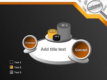Database Marketing PowerPoint Template Slide 6
