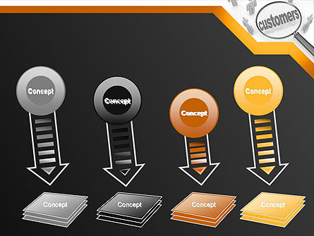 Database Marketing PowerPoint Template Slide 8