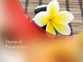 General: Spa Therapy PowerPoint Template #11803
