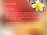 Spa Therapy PowerPoint Template#2