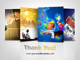Visual Reports PowerPoint Template#20