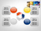 Visual Reports PowerPoint Template#9
