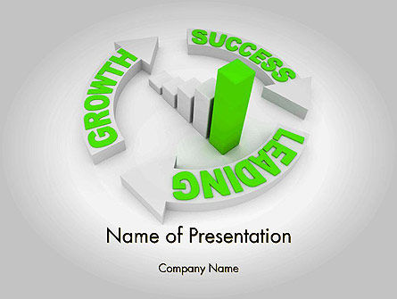Results Based Process PowerPoint Template, 11806, Business Concepts — PoweredTemplate.com