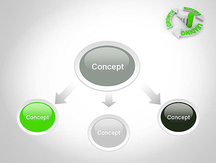 Results Based Process PowerPoint Template Slide 4