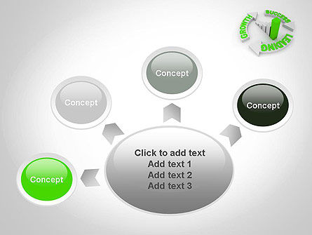 Results Based Process PowerPoint Template Slide 7