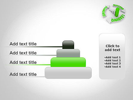 Results Based Process PowerPoint Template Slide 8