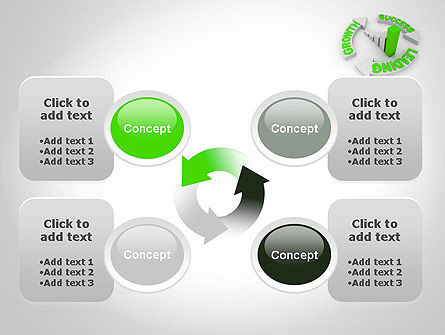 Results Based Process PowerPoint Template Slide 9