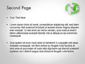 Results Based Process PowerPoint Template#2
