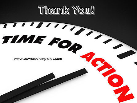 Taking Action PowerPoint Template Slide 20
