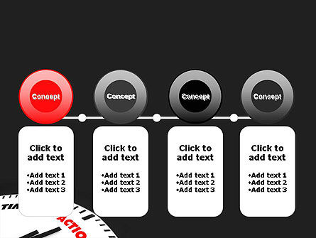 Taking Action PowerPoint Template Slide 5