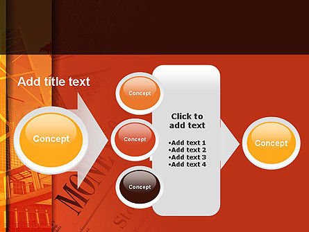 Money and Investment PowerPoint Template Slide 17