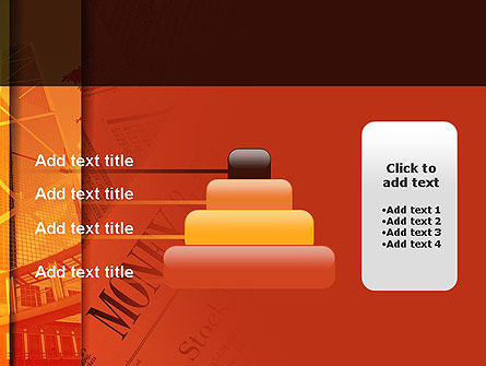 Money and Investment PowerPoint Template Slide 8