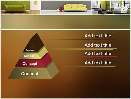 Interior Design Ideas PowerPoint Template Slide 12