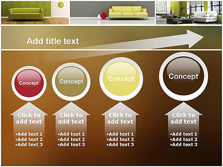 Interior Design Ideas PowerPoint Template Slide 13