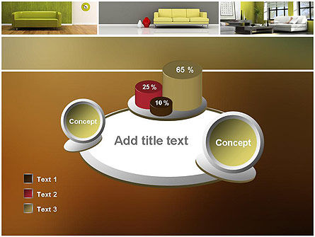 Interior Design Ideas PowerPoint Template Slide 16