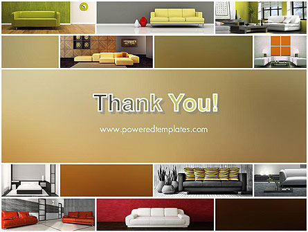 Interior Design Ideas PowerPoint Template Slide 20