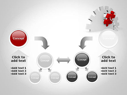 Making Process Improvement PowerPoint Template Slide 19